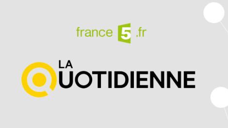Le Petit Minotier dans l'émission La Quotidienne sur France 5