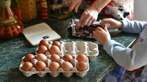 Faire la cuisine en famille : une activité bénéfique !