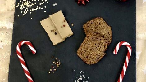 Le toast pain d'épices et son faux-gras
